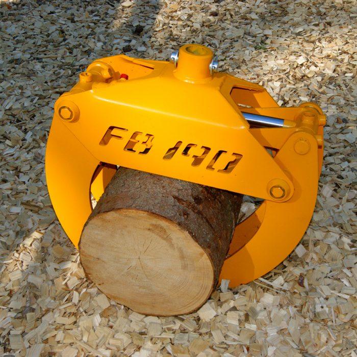 Miško technikos priedai FTG FOREST