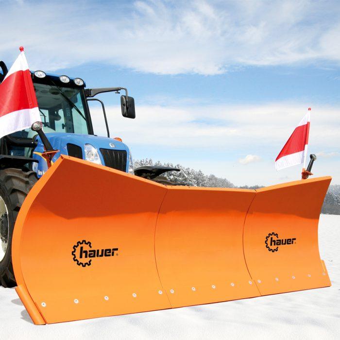 Sniego valytuvai HAUER